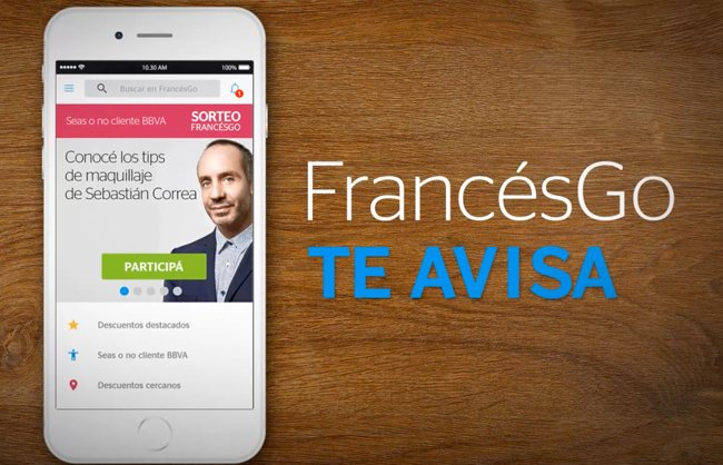 Tutorial BBVA FrancesGo